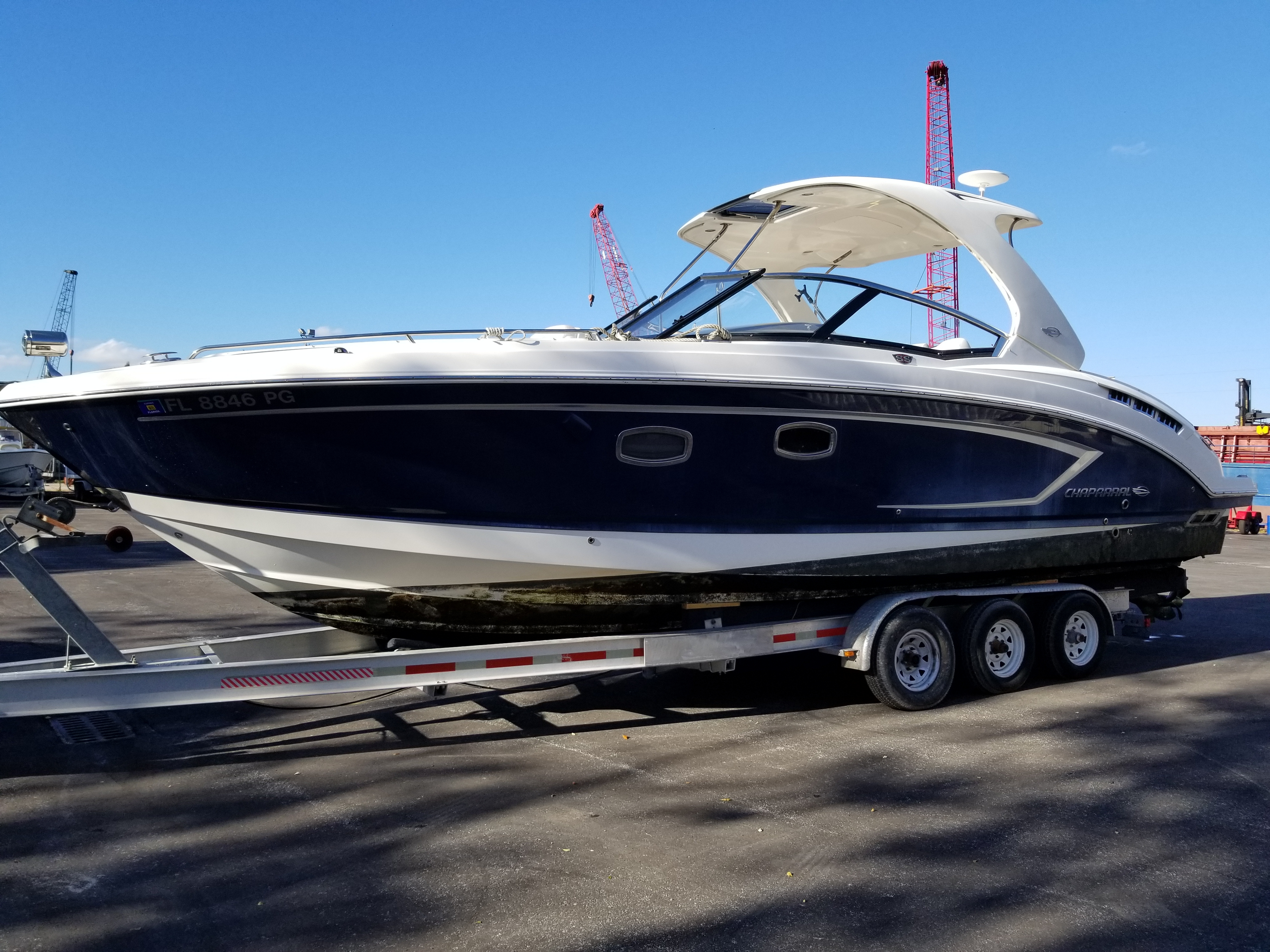 2012 Chapparal 327 SSX - $65,000